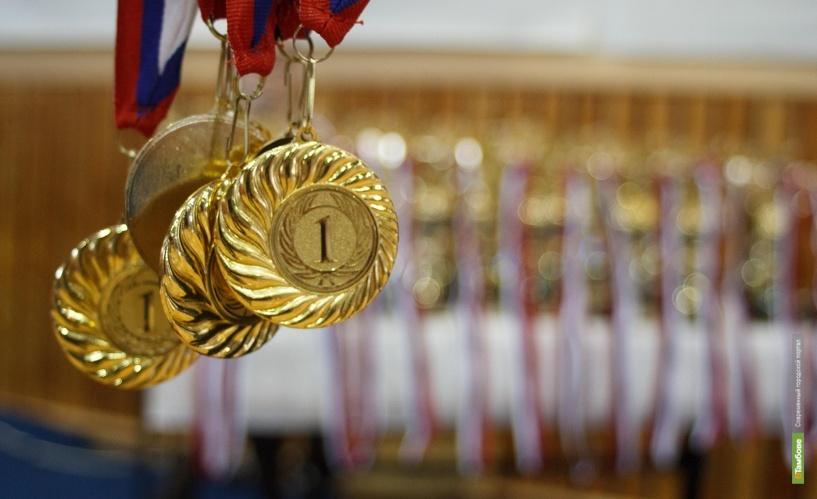 Юные тамбовские гимнастки завоевали 5 медалей на соревнованиях в Липецке