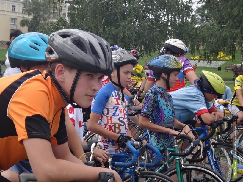 В Тамбове пройдёт открытое первенство по велоспорту