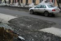 Названы самые опасные дороги в России