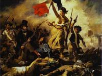 Француженка расписалась маркером на шедевре Лувра