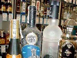 В Тамбове изъяли больше тысячи бутылок «паленого» алкоголя