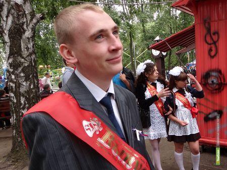 20 тамбовчан «заработали» стипендии от города Тамбова