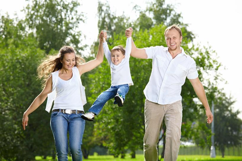 Конкурс «Счастливая семья» в ЗАО «ЦФП» завершен. Встречайте победителей!