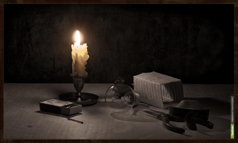 У жителей микрорайона Северного отключат свет почти на сутки