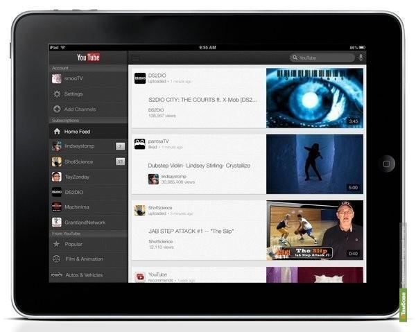 Видео с YouTube можно будет смотреть в режиме оффлайн