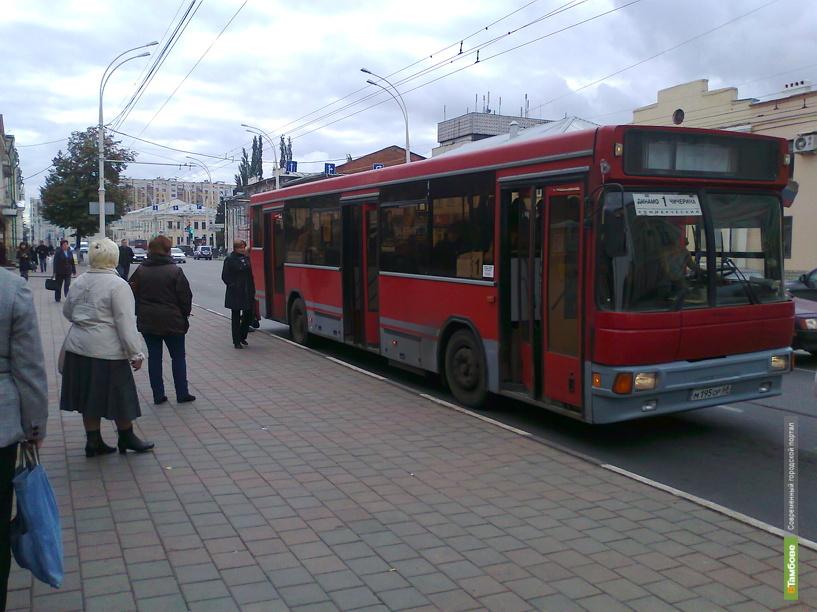 Пассажиропоток в Тамбовской области за 9 месяцев составил 73 миллиона человек