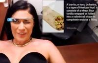 Американцы сняли первый порнофильм на очки Google Glass 18+