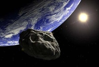 Земля разминулась с восьмиметровым астероидом
