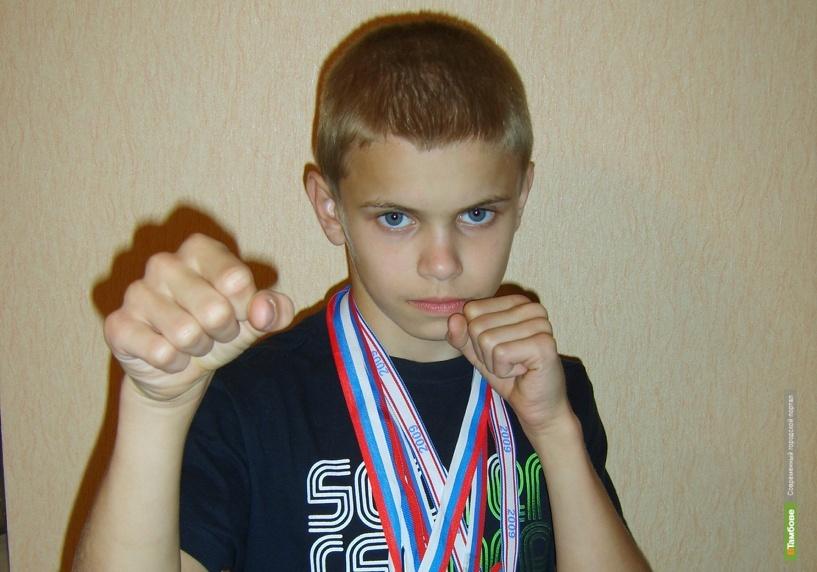 15-летний тамбовчанин вошел в состав сборной страны по боксу