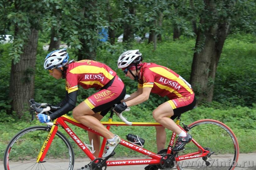 Тамбовские велосипедистки вернулись с Кубка Европы с медалями