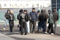Россияне считают мигрантов главной угрозой для страны