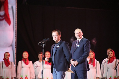 Тамбовские артисты и умельцы представили в Сочи наш регион