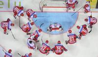 Российские хоккеисты уступили чехам в борьбе на Кубке Карьяла