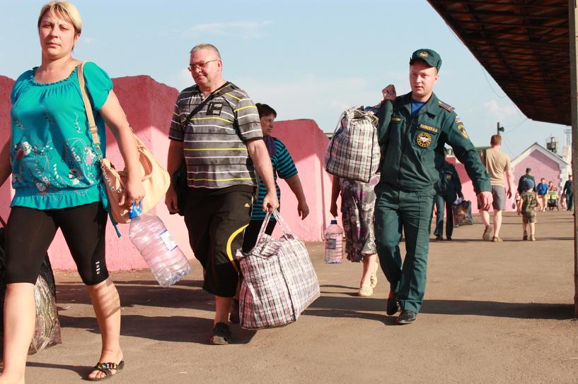 Прибывающие в Тамбов граждане Украины нуждаются в жилье