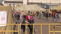 Депутаты хотят узаконить палаточные лагеря для мигрантов