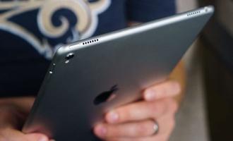 «Яблочная» компания выпустит новый безрамочный планшет