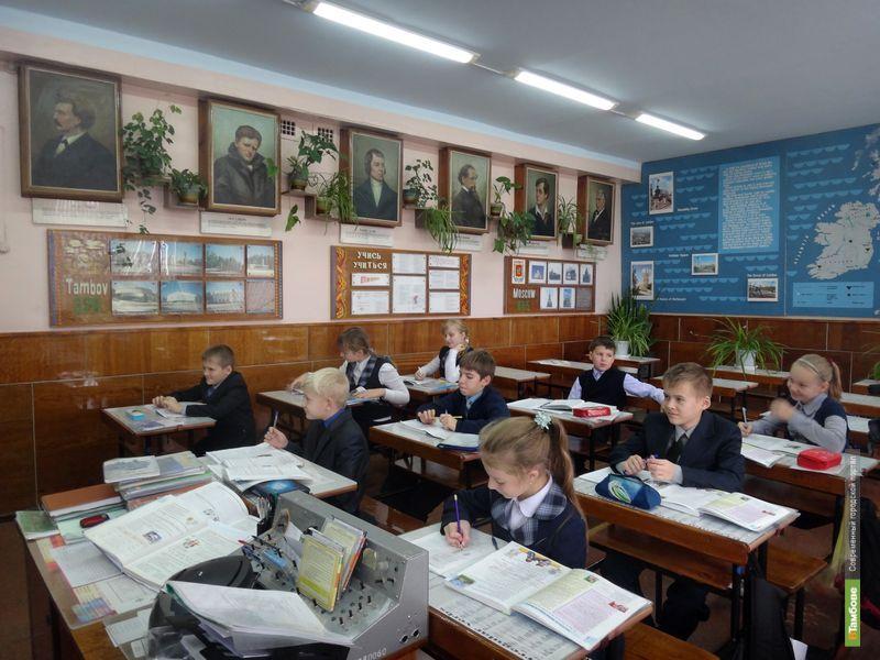 Платные образовательные услуги получает каждый второй тамбовский школьник