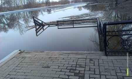 В тамбовских водоёмах понижают уровень воды