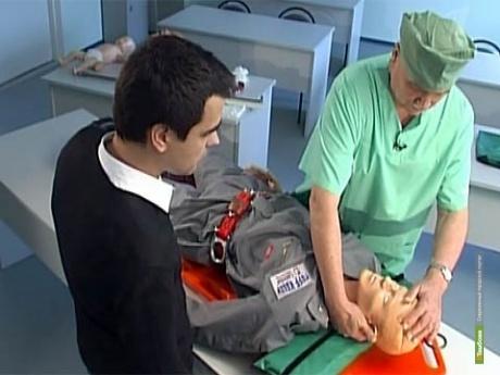 Тамбовчан научат оказывать первую помощь пострадавшим в ДТП