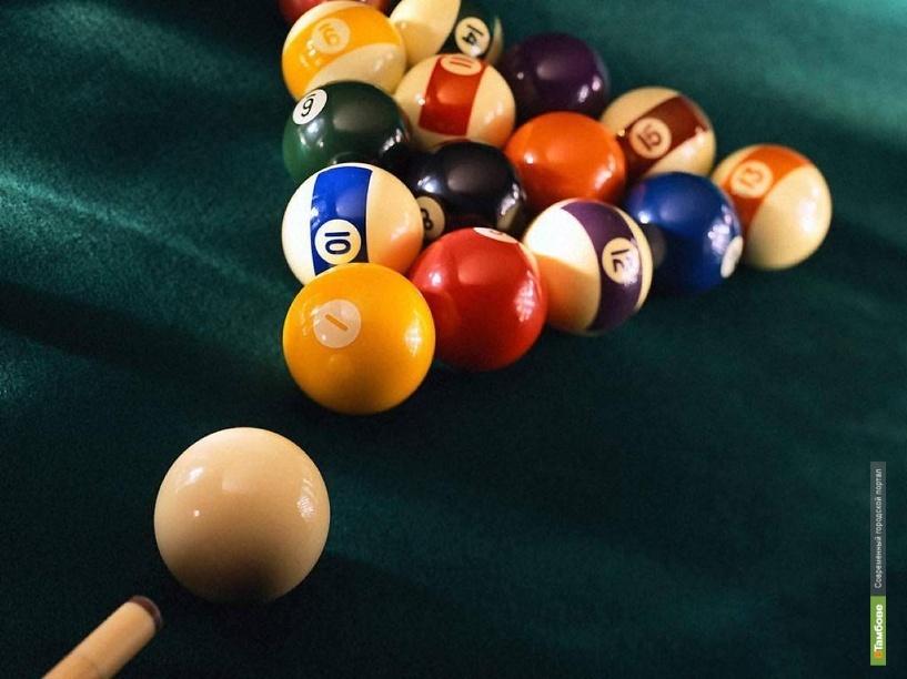 Тамбовские бильярдисты проиграли всероссийский турнир