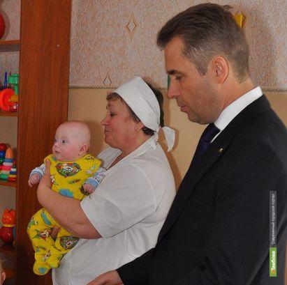 Павел Астахов нашел в Тамбове на матрасе послание будущему поколению