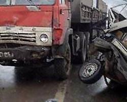 Под Тамбовом в ДТП погибли 3 человека
