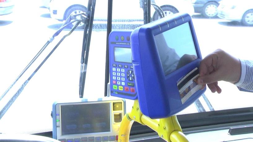 В тамбовском общественном транспорте хотят ввести электронные карты