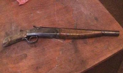 Полицейские продолжают находить у тамбовчан незарегистрированное оружие