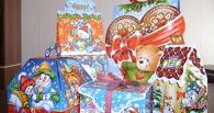Юные украинцы, проживающие на Тамбовщине, получили новогодние подарки