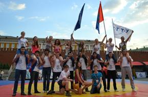 Команда чирлидеров ТГТУ собирается на чемпионат Европы
