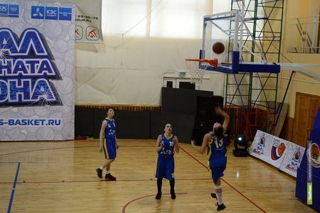 В Мичуринске баскетболистки со всей страны сразятся за приз главнокомандующего ВВ МВД