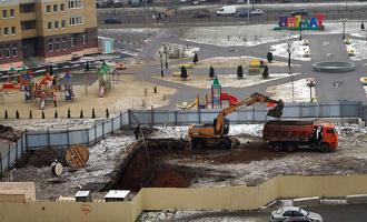 Вопреки протестам горожан на севере Тамбова начали строить новую многоэтажку