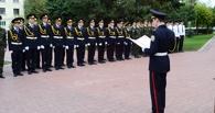 Тамбовские кадеты приняли присягу