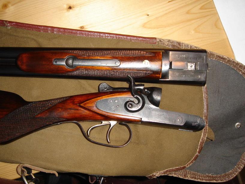 Житель Мордово незаконно хранил в своём сарае оружие
