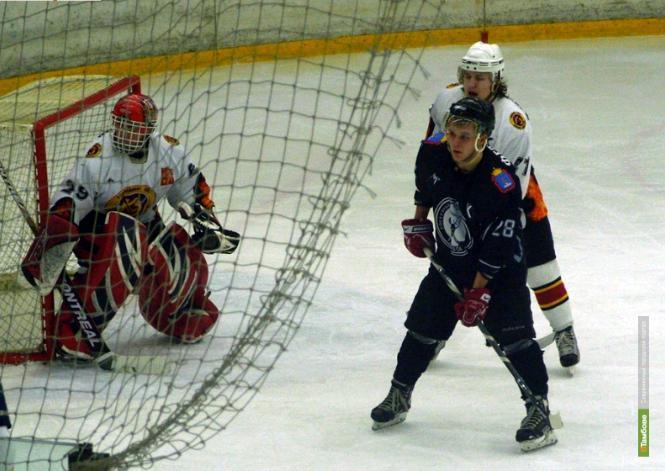 Липчане «умыли» тамбовских хоккеистов
