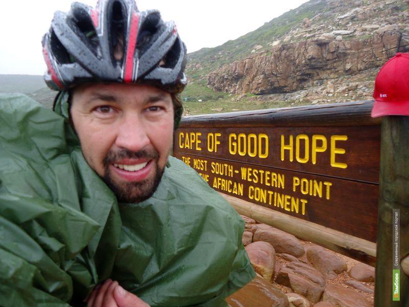 Александр Осипов поменял свою первую камеру в африканском путешествии