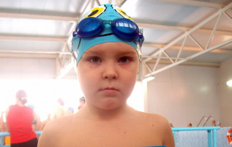 Дошкольник выполнил юношеский разряд по плаванию