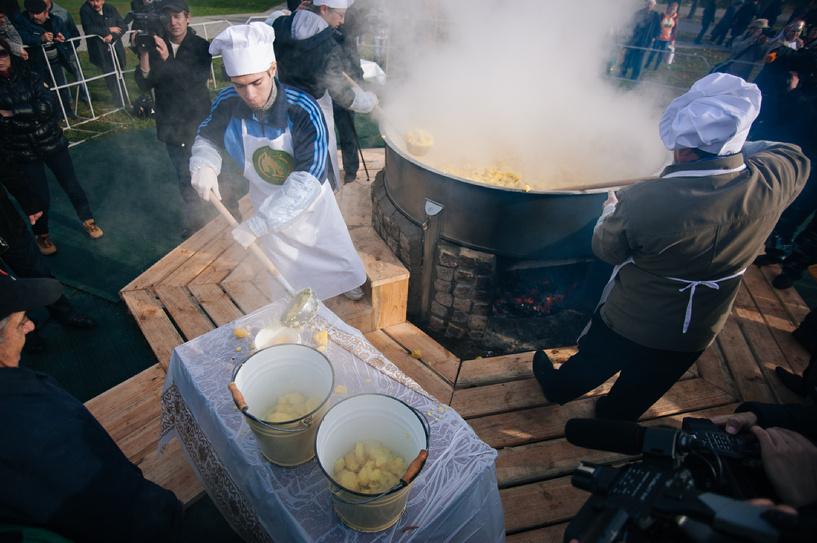 На Покровской ярмарке тамбовчан накормят картошкой