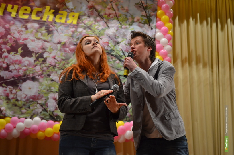 Веселые и находчивые из Тамбова выступят на «КиВиНе-2013»