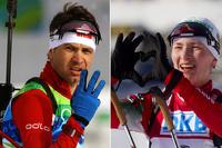 Бьерндалена и Домрачеву признали лучшими спортсменами Олимпиады