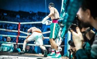Мичуринский боксёр одержал победу на «Битве за Воронеж III»
