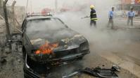 На севере Ирака взорвались три заминированных автомобиля