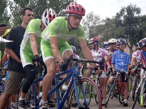 Тамбовские велосипедисты стали третьими в ЦФО