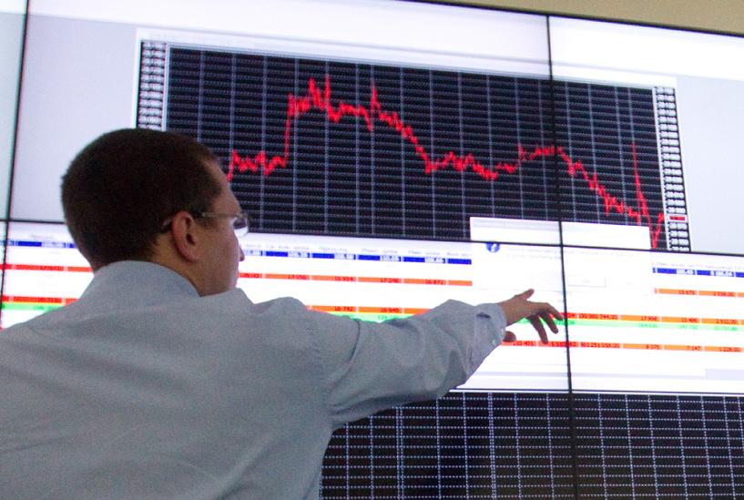 Черная пятница. Нефть и рубль на открытии торгов стремительно падают