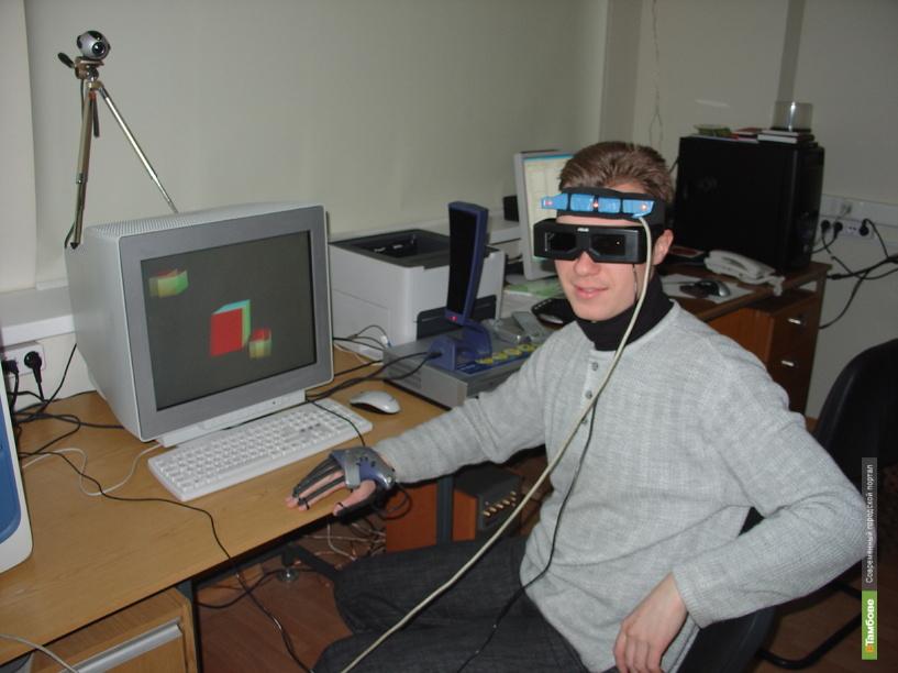 Тамбовские школьники посоревнуются в «Виртуальной реальности»