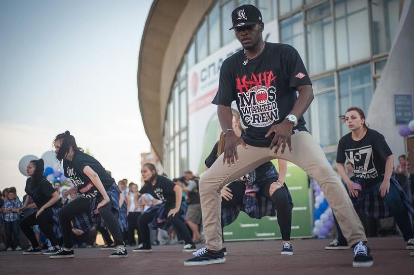 Группа «Mouse club» устроит для тамбовчан танцевальный мастер-класс