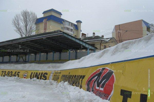 Тамбовский стадион «Спартак» не закроется