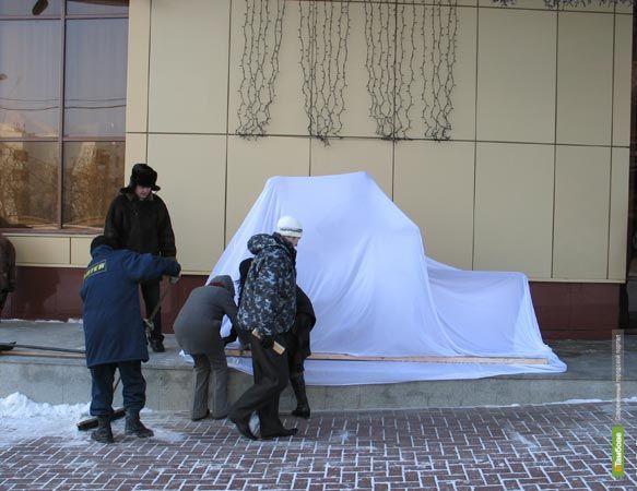 В Тамбовской области поcтавят памятник медику