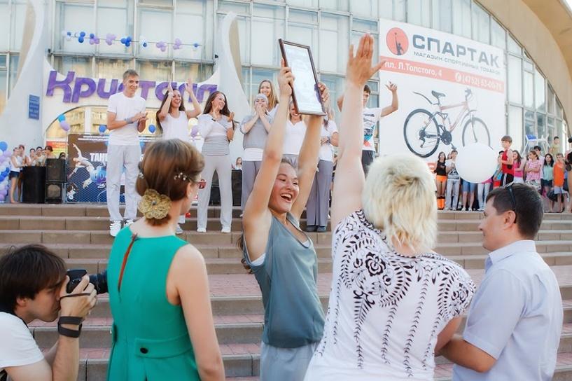 Победители «Танцуй, Тамбов! - 2013» поборются за победу и в этом году