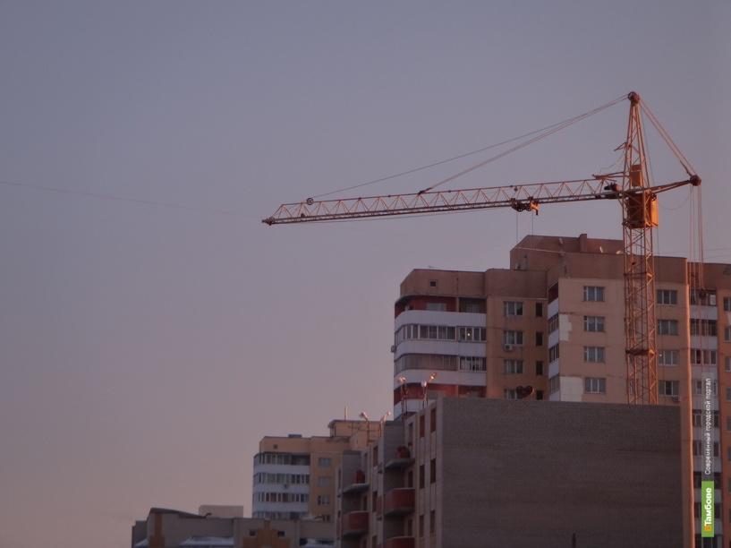 В Тамбове в эксплуатацию введут более 300 тысяч «квадратов» жилья